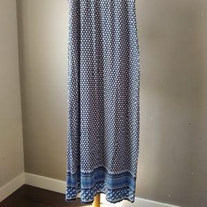 Max Studio Strapless Tube Top Dress Ladies Medium